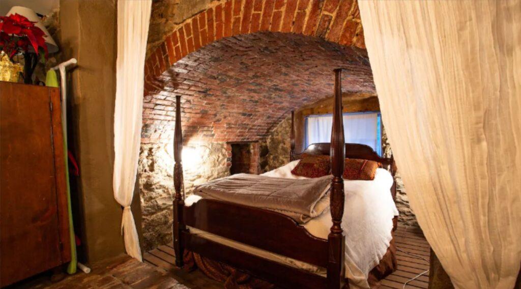 Wine Cellar Airbnb