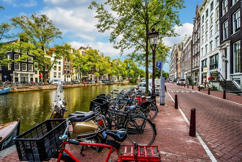 Amsterdam Neighborhood