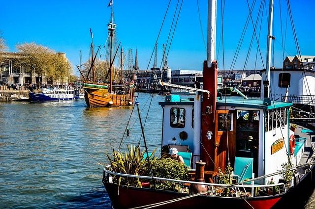 Bristol Harbor England