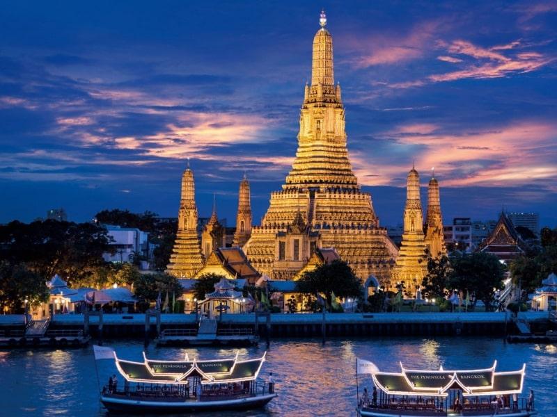 Bangkok Thailand Sites