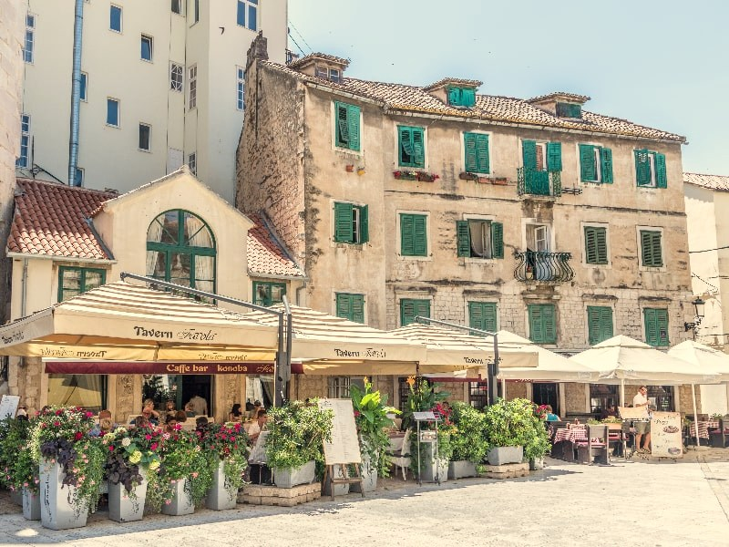 Croatia Cafe