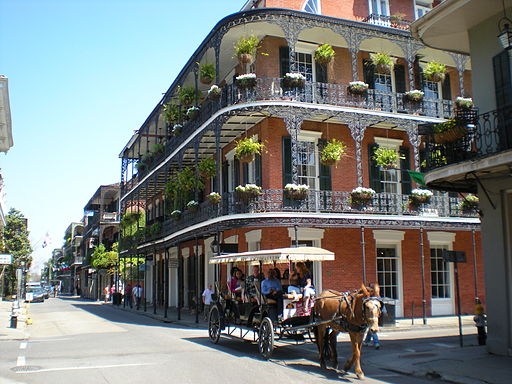 The French Quarter New Orleans