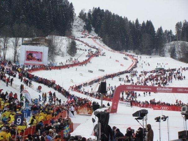 Kitzbuehel Ski Races
