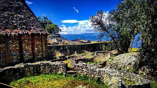 Kuelap Ruins Peru
