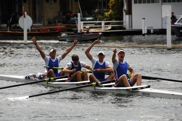 University Rowing