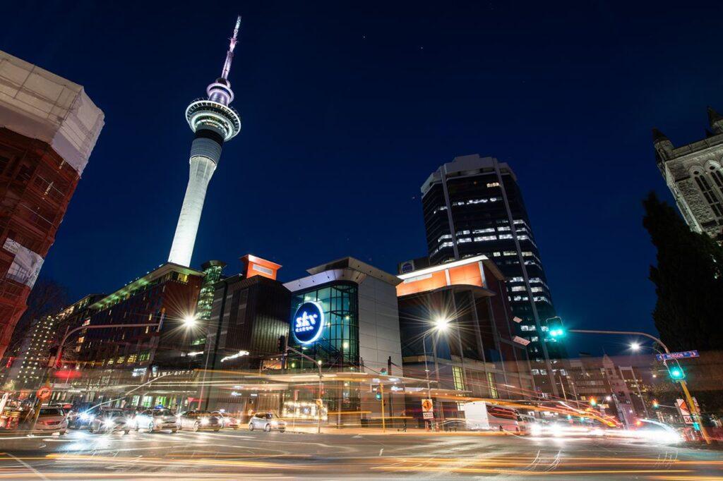 SkyCity Hotel Auckland NZ