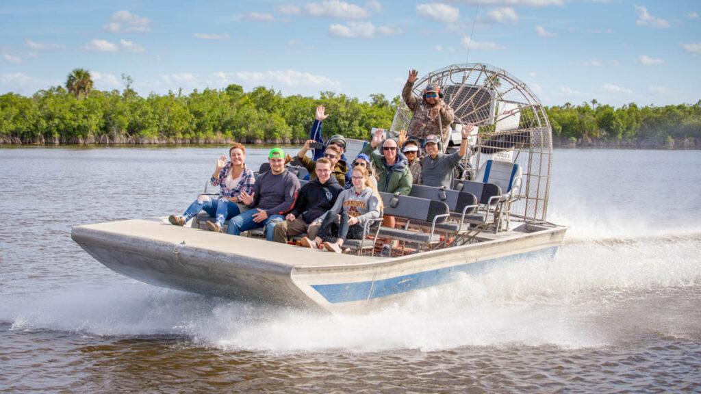 Florida Air Boat Rides