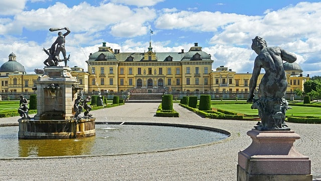 Royal Palace Stockholm Sweden