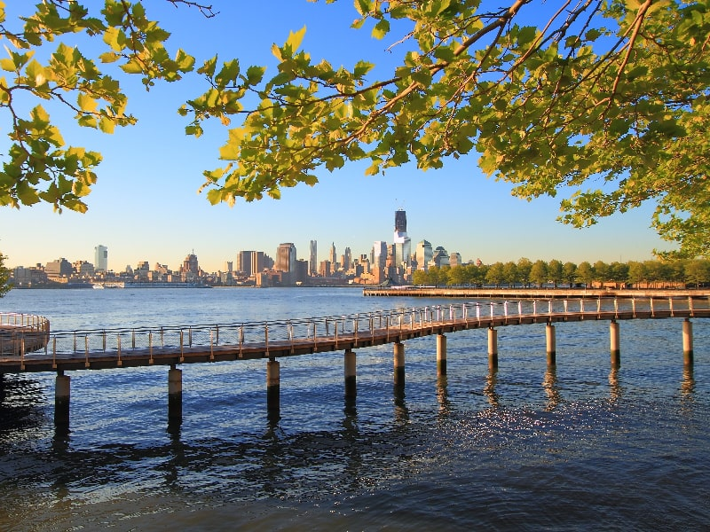 Hobokenn New Jersey