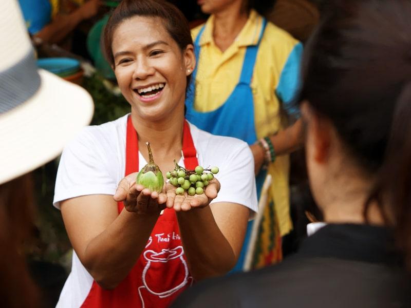 Food Lesson Phuket Thailand