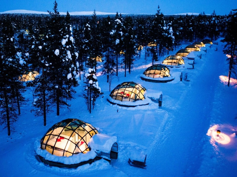 Lapland Travel Tips