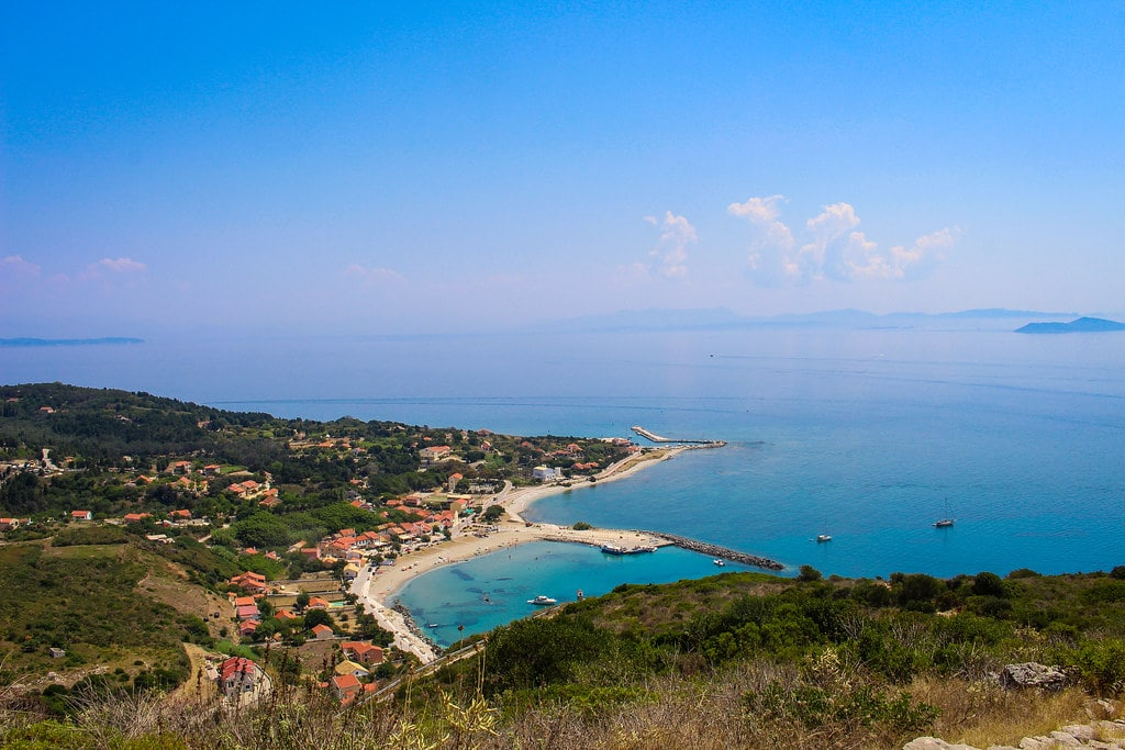 Othoni Greece
