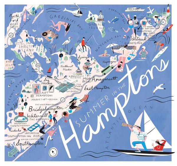 Hamptons New York