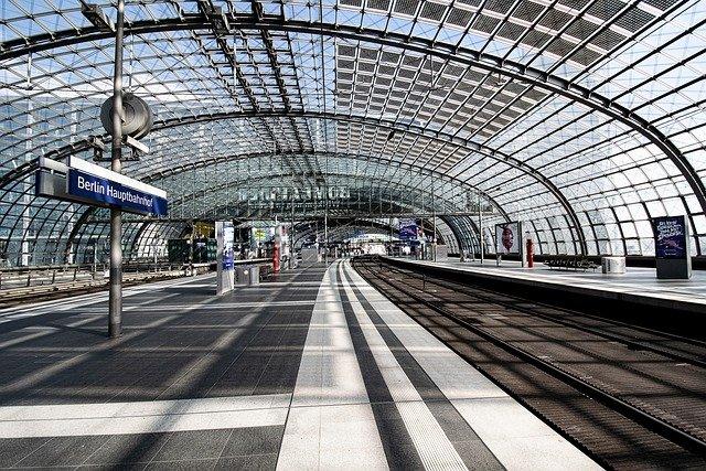 Berlin Rail Station