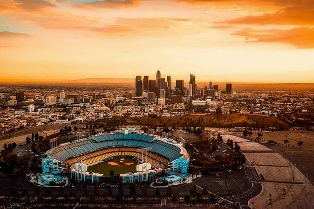 Dodger Stadium Los Angeles