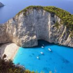 Greece Ionian Beach