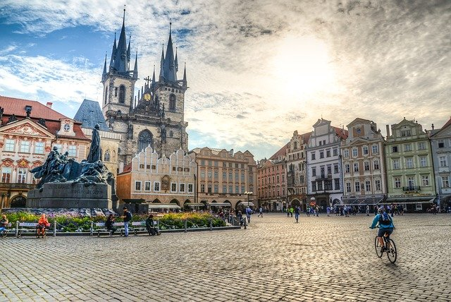 Prague Accessible Travel Tips