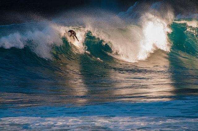 Tenerife Surfing