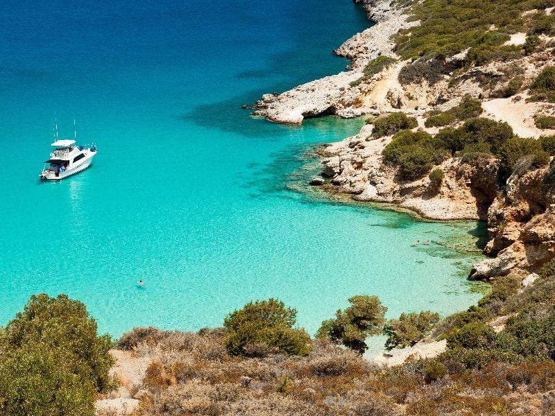 Ionian Sea Greece