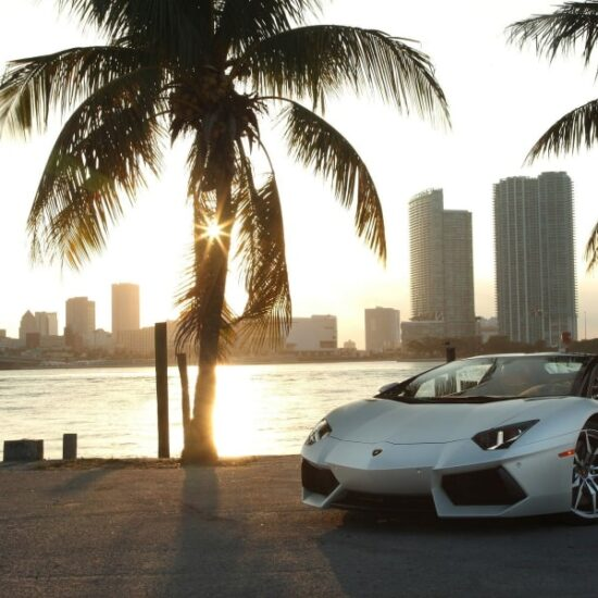 Luxury Rental Car Miami