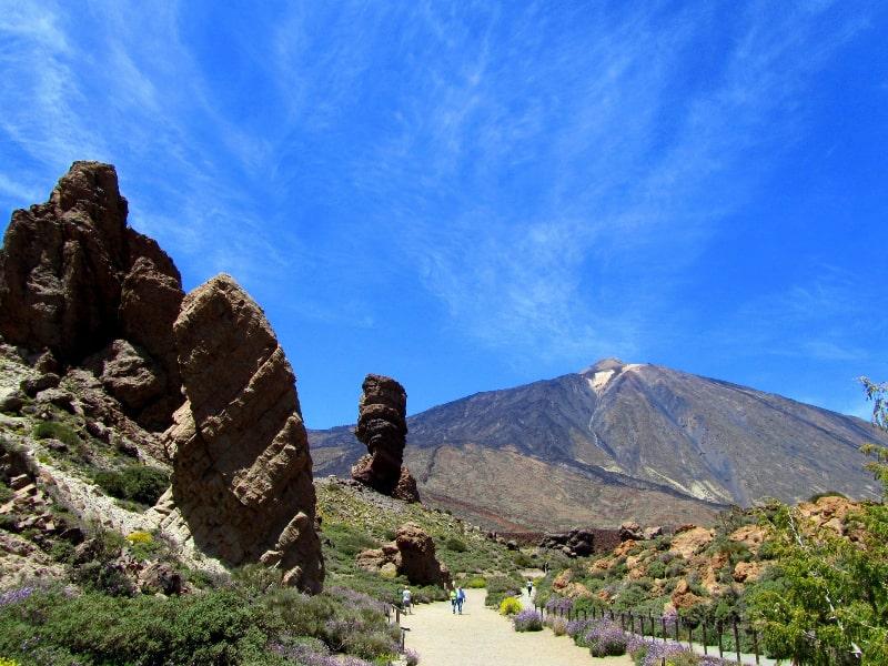 Tenerife National Parks