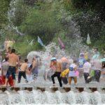 Songkran Water Celebration Thailand
