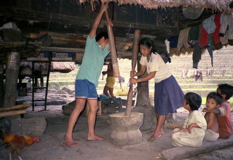 Traditional Batad Hut