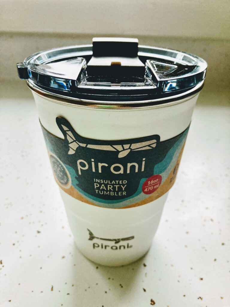 Pirani Insulated Party Cup