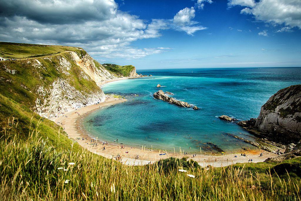 Jurassic Coast Dorset England