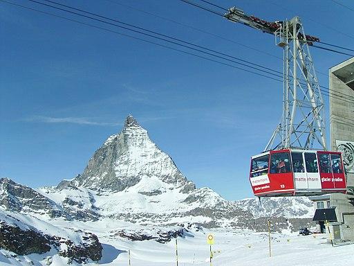Matterhorn Cable Car