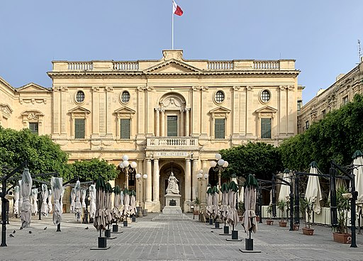 National Library Malta