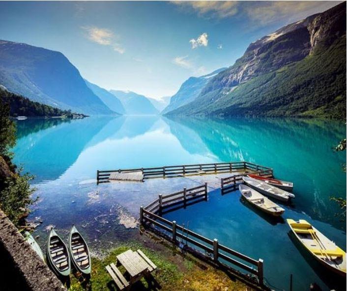Oslo Norway Fjord