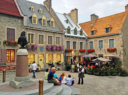Quebec Honeymoon