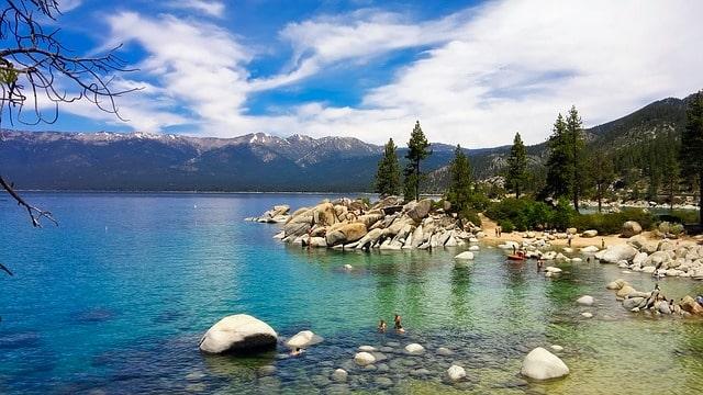 Lake Tahoe Honeymoon