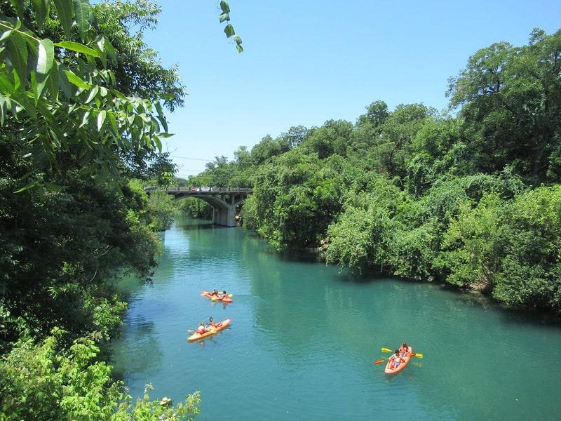 Barton Creek Austin