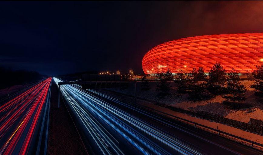 EU Football Stadiums