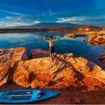 Lake Powell Paddle Boarding