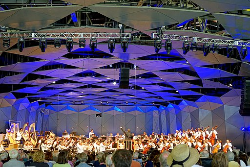 Tanglewood Boston Pops Orchestra