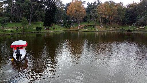 Wards Lake Shillong India