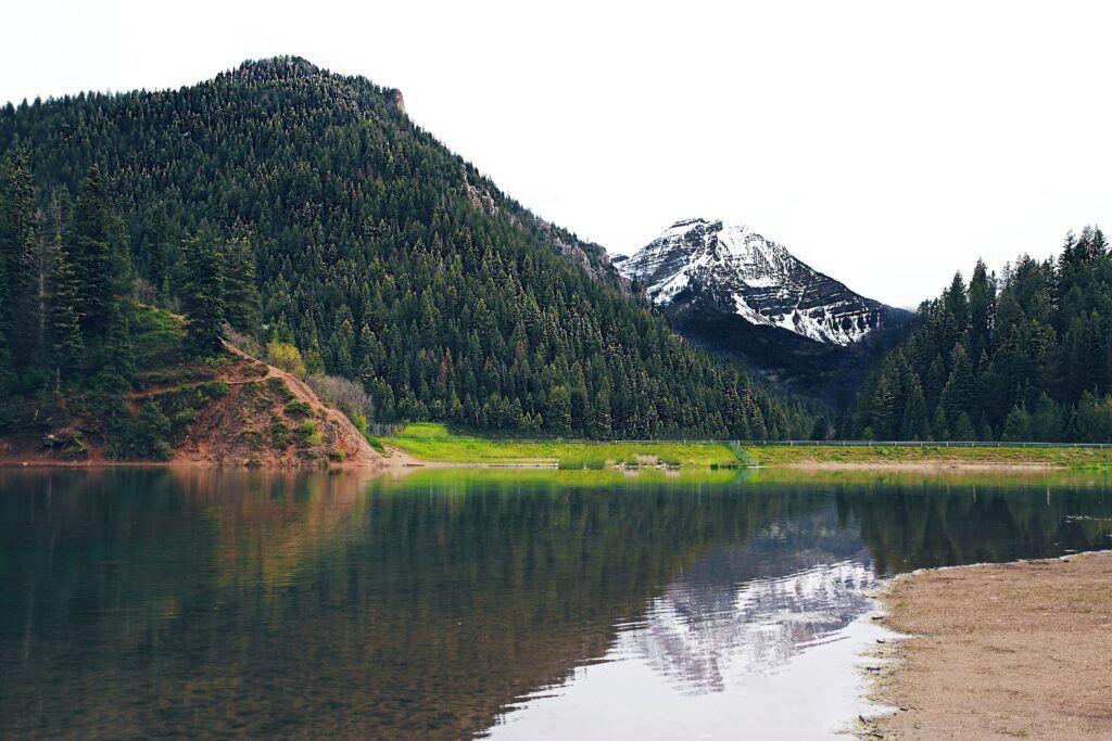 Trebble Fork Utah