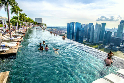 Roof Top Hotel Singapore