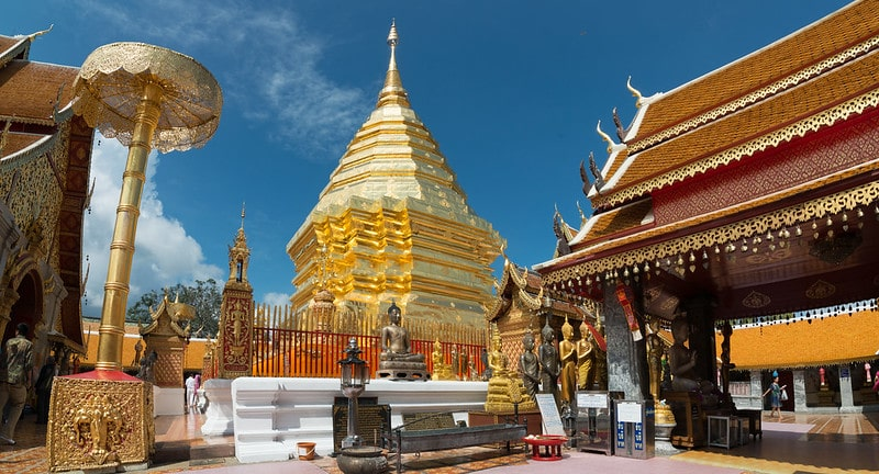 Things To See Chiang Mai Thailand