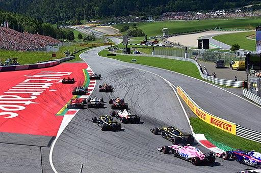 F1 Grand Prix Europe