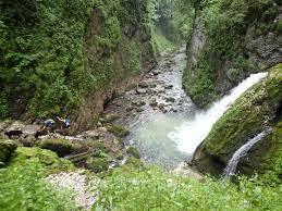Galbenei Gorge Romania