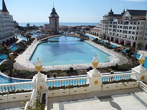 Mardan Palace Hotel Turkey