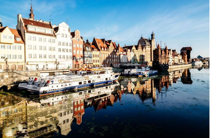 Gdansk Romantic Restaurants
