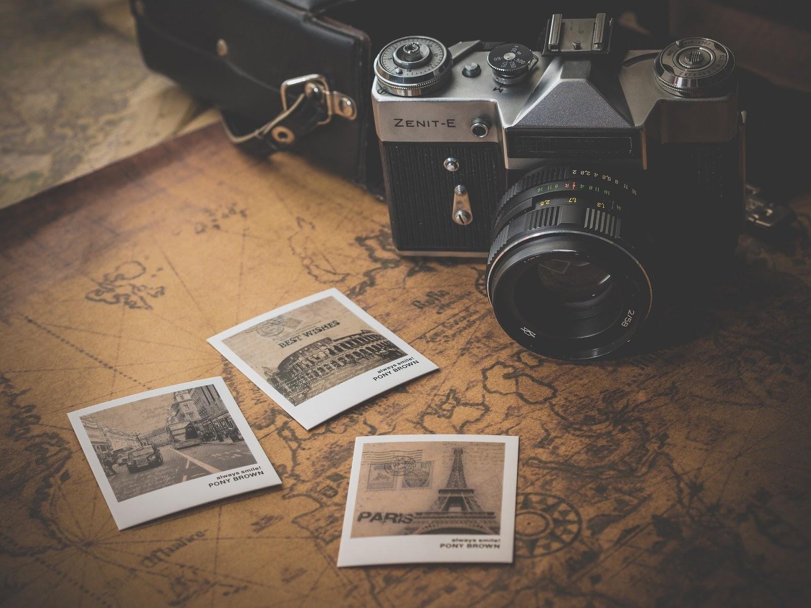 Travel Scrapbooking Tips