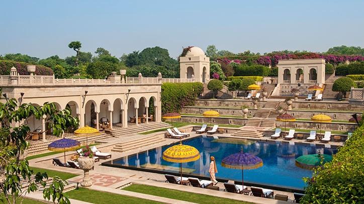 Amarvilas Hotel India