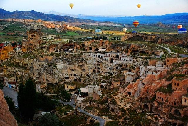 Cappadocia Travel Tips