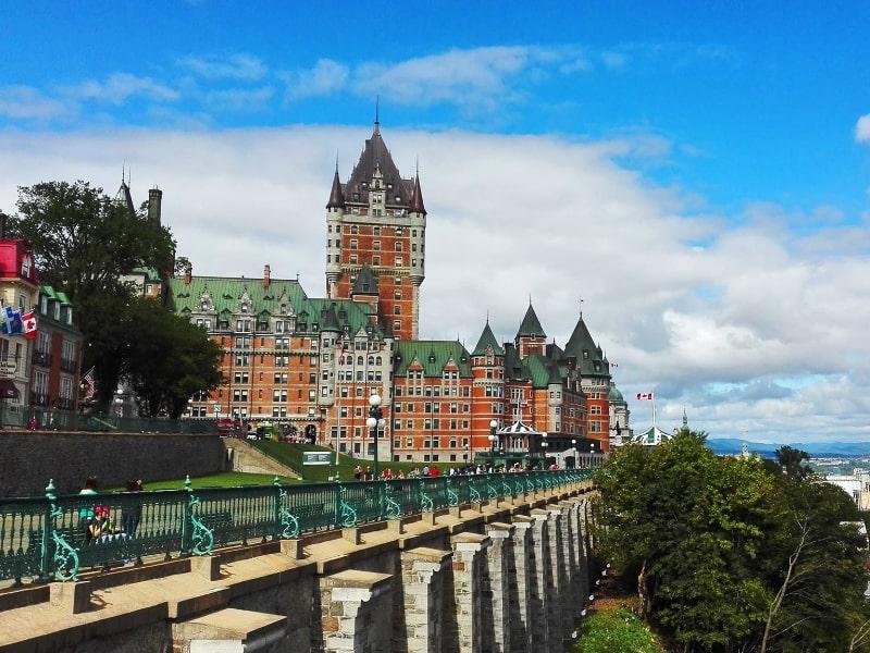 Hotel Frontenac Quebec